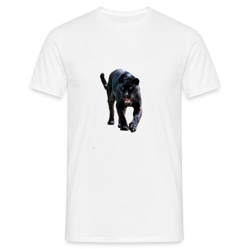 Blackpanter - Männer T-Shirt