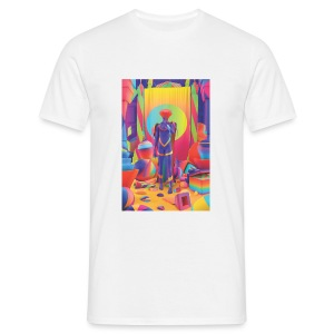 Demodern Design - Blindheaven - Männer T-Shirt