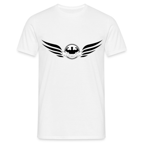 Circle of Aesthetics Wings. - Men's T-Shirt