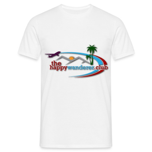 The Happy Wanderer Club - Men's T-Shirt