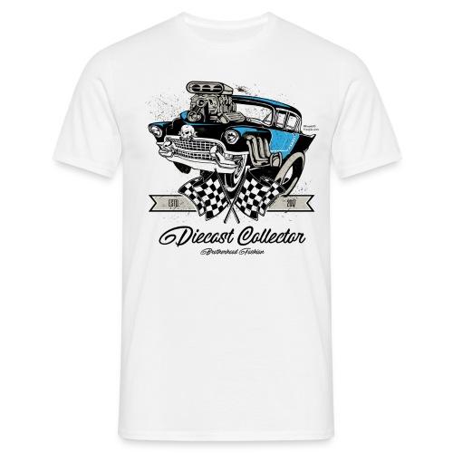 01 HW BrotherHood Logo DieCast Collector - Men's T-Shirt