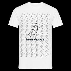 Affi Vlogs All over Tee - Männer T-Shirt