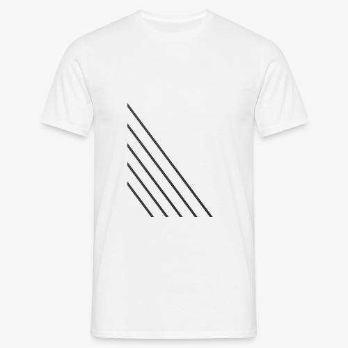 STRIPED - Herre-T-shirt