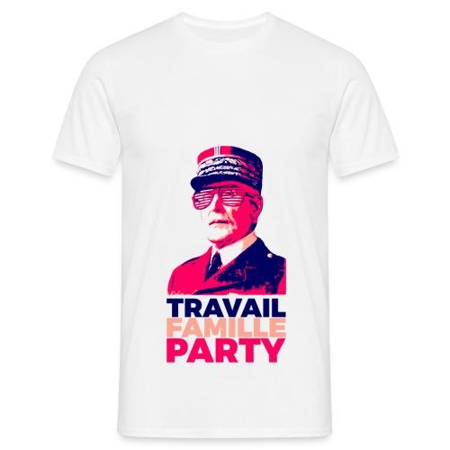 Alt-Nationalisme - T-shirt Homme