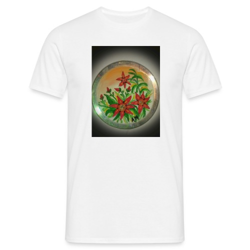 Flores de Venezuela - Camiseta hombre