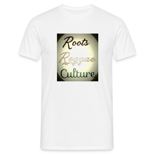 Roots reggae culture - Men's T-Shirt