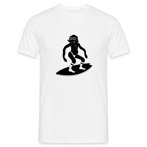 Designer Surferz Doggo - Männer T-Shirt