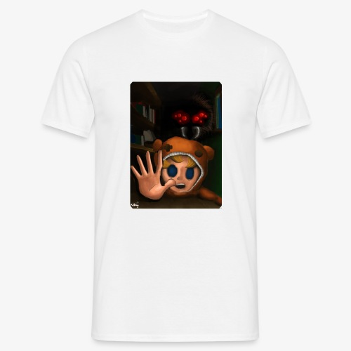 SPIDER - (Painting) - Men's T-Shirt