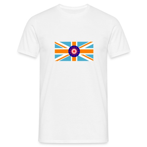 FLAG TEE - Herre-T-shirt