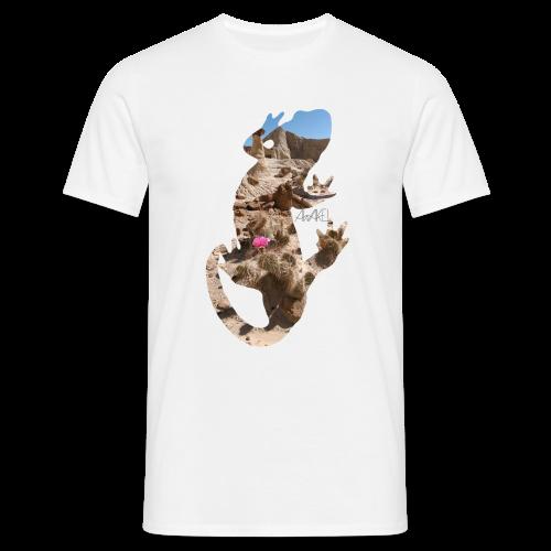 AWAKE! Lizard - Männer T-Shirt