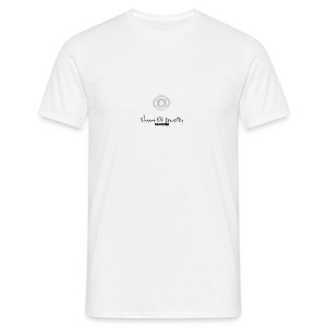 Blessed by Insanity - Mannen T-shirt