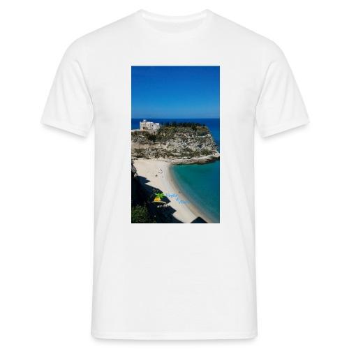 Tropea Isola - Maglietta da uomo