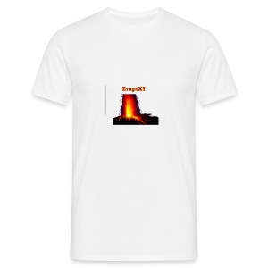 EruptXI Eruption! - Men's T-Shirt