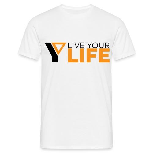 Original LiveYourLife - Männer T-Shirt