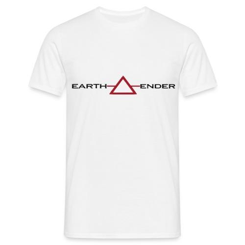 Earthender Pyramid - Männer T-Shirt