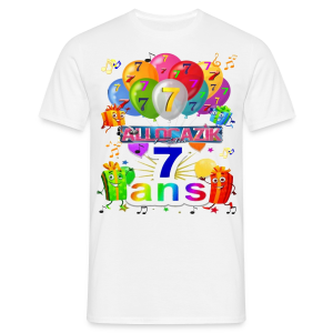 7 ANS RADIO ALLOCAZIK2 1 - T-shirt Homme