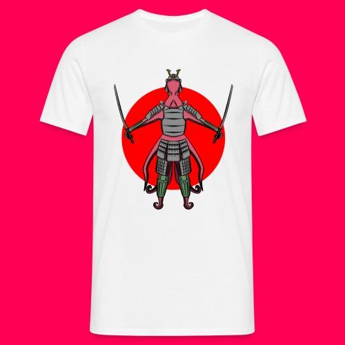 Octopus Samurai - Camiseta hombre