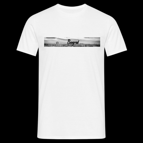 Volimo Beograd - Männer T-Shirt