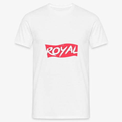 Royal Box - T-shirt Homme
