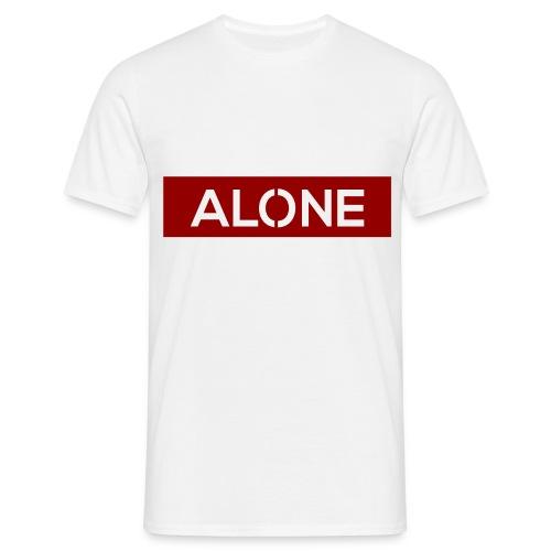 Alone RED Edition - Maglietta da uomo