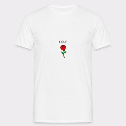 Love B. - Herre-T-shirt
