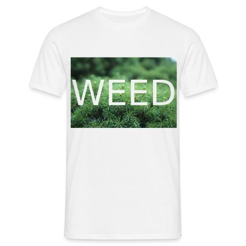weed - Männer T-Shirt