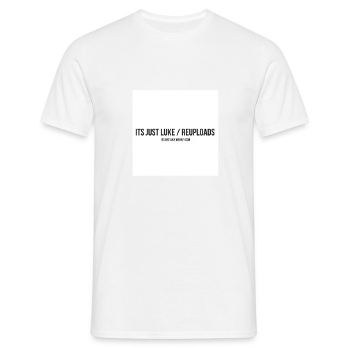 its just luke Re-uploads - Men's T-Shirt
