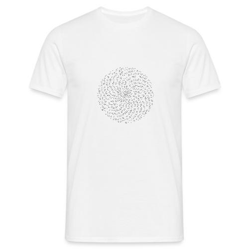 spiral - Men's T-Shirt