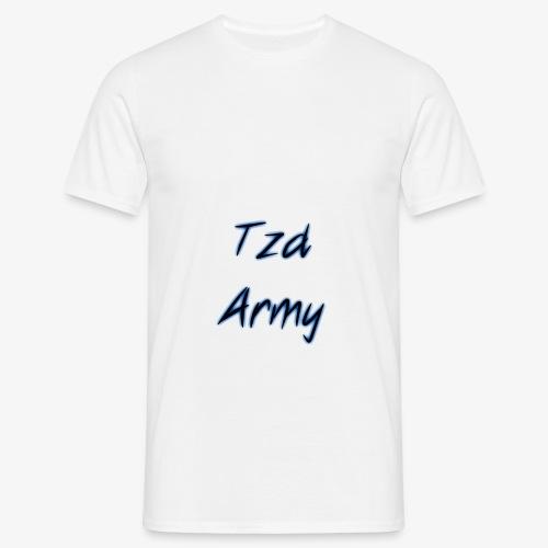 T shirts en pulls tzd army - T-shirt Homme