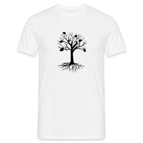 Drevo +Fehu - Camiseta hombre