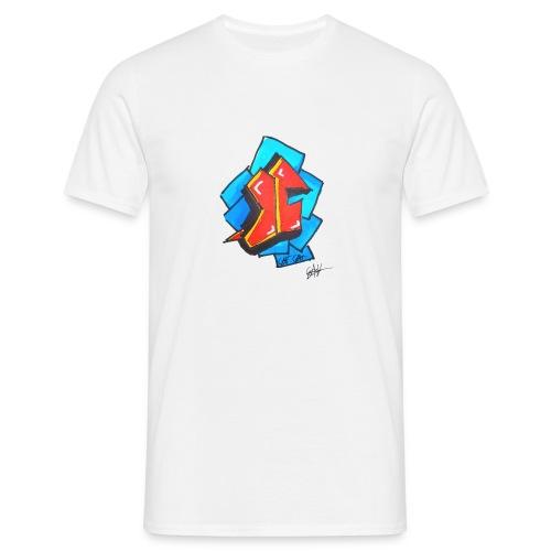 T1 - Mannen T-shirt