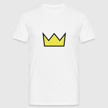 corona - Maglietta da uomo