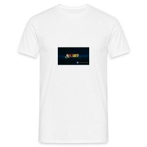 OhrBit Logo - Männer T-Shirt