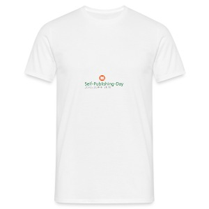 Self-Publishing-Day Düsseldorf 2018 - Männer T-Shirt