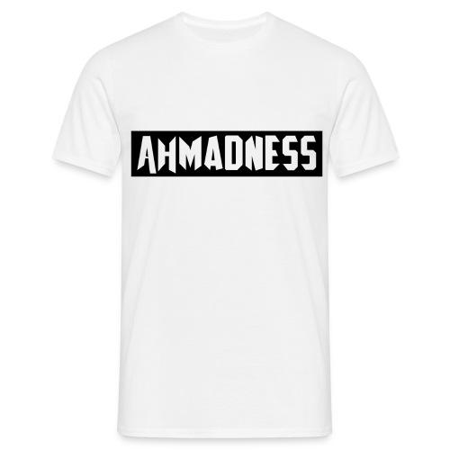AhMADNESS Design T-Shirt - Men's T-Shirt