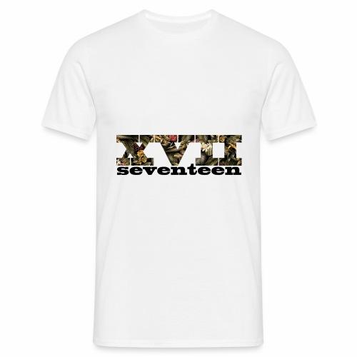 xvii 2 - Mannen T-shirt