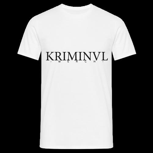 KRIMINVL'MERCH - Männer T-Shirt