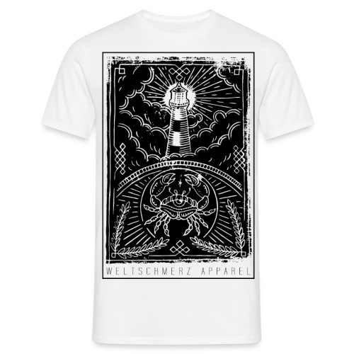 Küstenliebe - Männer T-Shirt