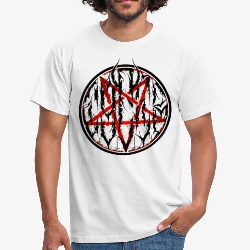 Logo 4 R B - Männer T-Shirt
