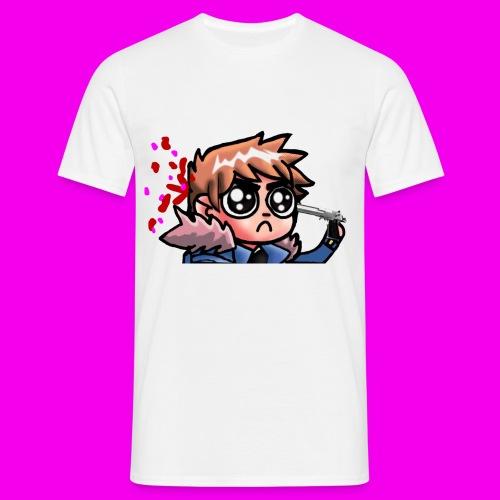 Josh Killing Himself - Men's T-Shirt