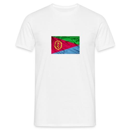 Eritrea Flag - Männer T-Shirt