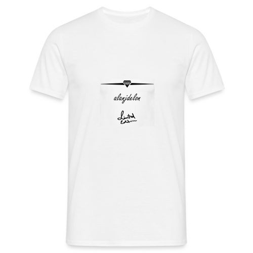 Alanjdelon - Männer T-Shirt
