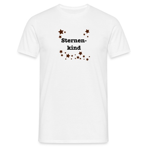 Sternenkind - Männer T-Shirt