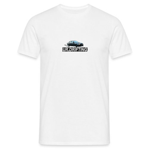 UR DRIFTING LOGO - T-skjorte for menn