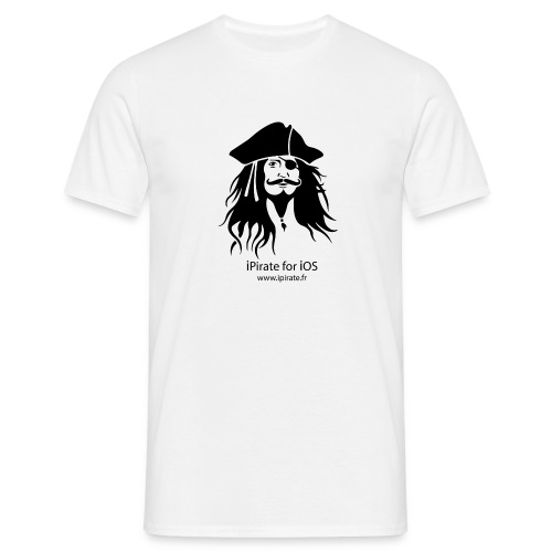 iPirate - T-shirt Homme