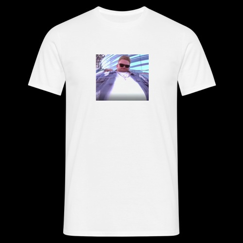 nIcK cRoMpTon - Men's T-Shirt
