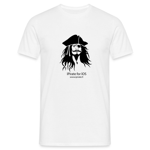 iPirate - T-shirt Homme