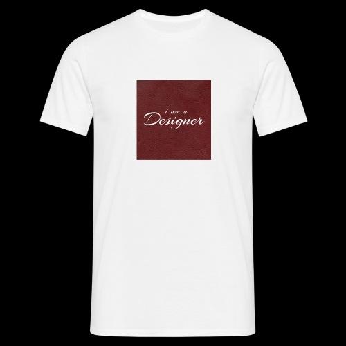 Designer - Männer T-Shirt