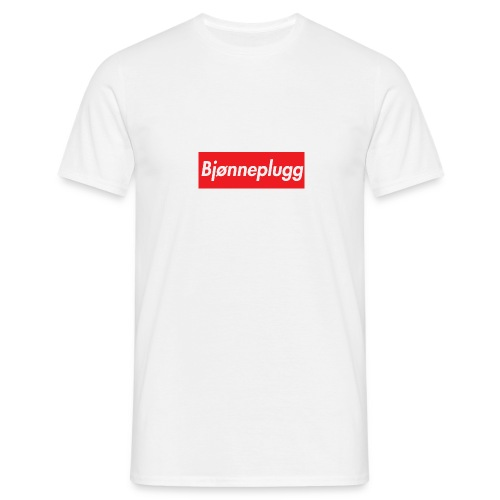 Classic Tee - T-skjorte for menn