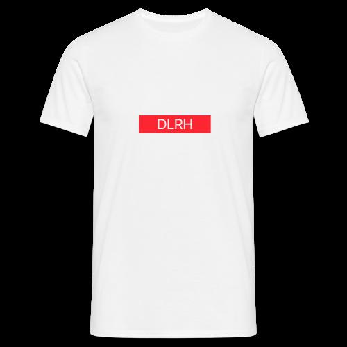 DLRH Boxlogo - Männer T-Shirt